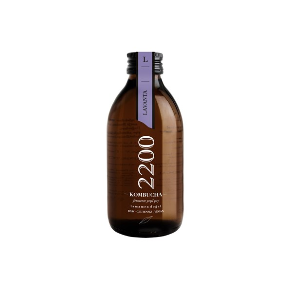 Lavanta Kombucha 250 ml