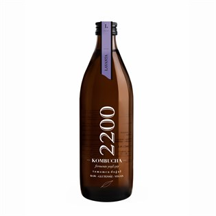 Lavanta Kombucha 500 ml