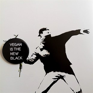 Rozet - Vegan Is The New Black